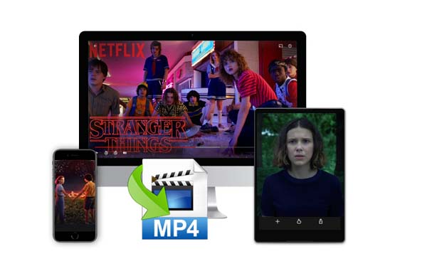 Download Stranger Things to MP4
